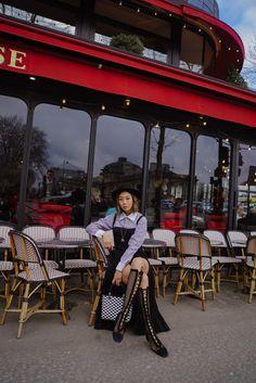 Paris Fashion Week Day 2: What I Wore To Dior & Saint Laurent