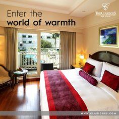 Have a tranquil and pleasing stay at our Deluxe Room that's designed to give you the perfect blend of colonial charm and modern amenities!  Book your stay today http://goo.gl/JpI3pr