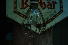 Sometimes we need fantasy to survive the reality.  #photography #bulb #rust #dark #ahsheegrek