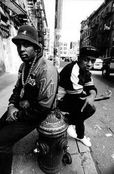 Eric B. & Chuck D. - Hip hop legends