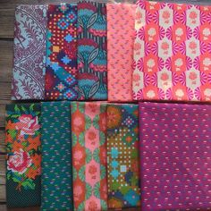 Fabric Bundle for Sale from The Cottage Mama. www.thecottagemama.com or follow @thecottagemama on Instagram
