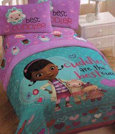 Disney Doc Mcstuffins Twin / Full Comforter with Plush Reverse Disney http://www.amazon.com/dp/B00JRJRKG2/ref=cm_sw_r_pi_dp_6MLzwb0TDVM40
