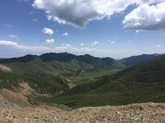 拉鸡山,海拔3820m