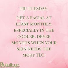 For healthy, glowing skin be sure to get frequent facials, now that Fall is here your skin needs the extra boost schedule try one of our seasonal facials like our Pumpkin Spice Facial! 🍂🍁🎃 Call today to schedule an appointment at (956)-664-1234 . . . #tiptuesday #tuesday #tip #tt #tipoftheday #facials #pumpkinspicefacial #facial #pumpkinspice #beautique #beautiquemedicalspa #medicalspa #spa #mcallen #mcallentx #revealyourbelleza #rgv #rgvblogger #rgvbeauty #beauty #skincare