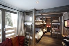 Fun for the whole family at Lodge Verbier in Geneva Switzerland