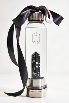 Shop our Glacce Exclusive Crystal Water Bottle at FreePeople.com. Share style pics with FP Me, and read & post reviews. Free shipping worldwide - see site for details.