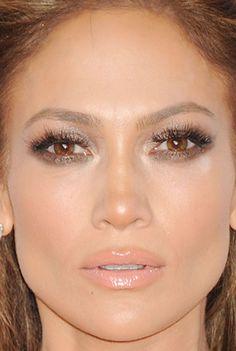 Jlo Makeup, Beauty Makeup, Sexy Makeup, Celebrity Faces, Celebrity Beauty, Amber Heard Makeup, American Music Awards 2014, Janet Jackson Videos, Jennifer Lopez Makeup