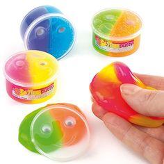 Putty Neon-Glibber mit Wackelaugen für Kinder zum Spielen - toll als Mitgebsel und Preis beim Kindergeburtstag - 6 Stück Baker Ross http://www.amazon.de/dp/B007WQQIZ6/ref=cm_sw_r_pi_dp_ujbavb145XT4B