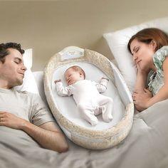 In bed co-sleeper