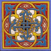 Изразцы в мавританском стиле
