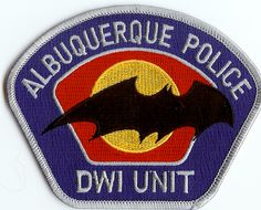 Albuquerque Police DWI Unit www.PoliceHotels.com