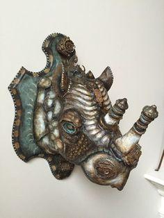 Online portfolio of Assemblage Artist Michael deMeng Steampunk Animals, Plum Organics, The Doors Of Perception, Found Art, Creepy Art, Assemblage Art, Box Art, Mixed Media Art, Online Portfolio