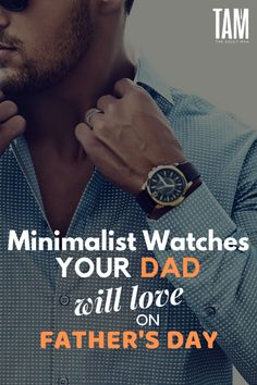 Help your Dad keep time this Father's Day with these beautifully basic time pieces. Simple Watches, Watches For Men, Men's Watches, Luxury Watches, Men Closet, Mens Clothing Styles, Men's Clothing, Boyfriend Gifts, Mens Suits