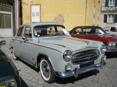 PEUGEOT 403 Grand Luxe 1958                                                                                                                                                                                 More