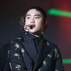 161226 [HQ] D.O @ SBS SAF Gayo Daejun . . #EXO #DO #Kyungsoo #dokyungsoo #엑소 #디오 #도경수 #경수 © peach mellod  #AdminAreum