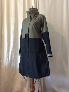 Urban raincoat for Autumn HAVRAN Unique Outfits, Raincoat, Autumn, Urban, Jackets, Clothes, Fashion, Blue Prints, Rain Jacket