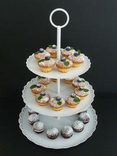 frische kleine cup cakes... fein!