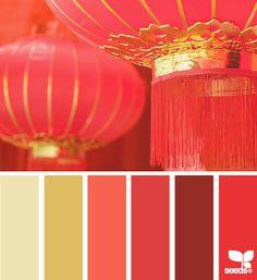 Lantern reds