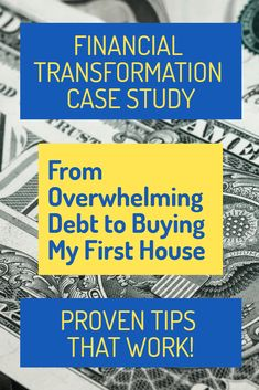 Financial Transformation: From Overwhelming Debt to Buying My First House Savings Planner, Budget Planner, Money Tips, Money Saving Tips, Money Savers, Debt Payoff, Debt Repayment, Managing Your Money