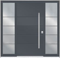 Contact us | Get in touch to talk about your new modern front door