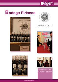 Origen Aragón- Bodegas Pirineos. @zesis