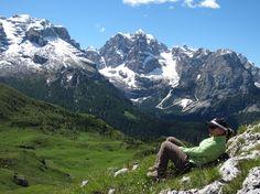 Wandelvakantie Dolomiti di Brenta & Adamello | groepsreis vanuit comfortabel hotel | SNP Natuurreizen