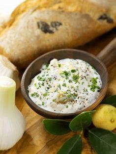 Weight Watchers Garlic Spread recipe – 1 point