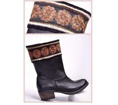 Purplemint's amazing new leather black boot collection -- cairo