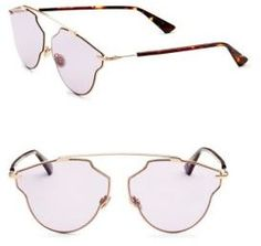 da4794bc412 Christian Dior So Real 59MM Pantos Sunglasses Dior Sunglasses