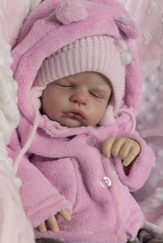 Anastasia by Olga Auer - Sneak Peek - 2015 kit - Online Store - City of Reborn Angels Supplier of Reborn Doll Kits and Supplies