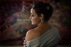 Awesome light on a beautiful #bride #weddingphotographer #portraitphotographer