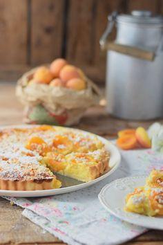 Aprikosen Joghurt Tarte 12