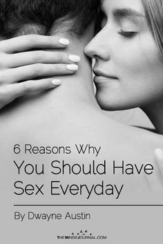 Here are few reasons that says why should have sex everyday with your partner, 6 Reasons Why You Should Have Sex Everyday Intimacy In Marriage, Marriage Life, Marriage Advice, Happy Marriage Quotes, Relationships Love, Healthy Relationships, Relationship Advice, Healthy Marriage, Affair Recovery