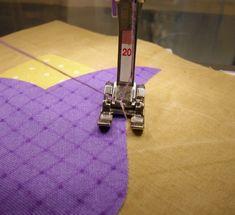 Applique Part 3 – Machine Applique Stitches
