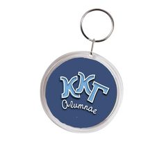 Kappa Kappa Gamma... Buy today! http://manddsororitygifts.com/products/kappa-kappa-gamma-keychain-alumnae?utm_campaign=social_autopilot&utm_source=pin&utm_medium=pin