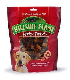 Dog Chicken Jerky Treats