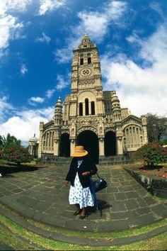 Ile La Reunion Eglise Sainte Anne