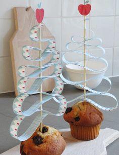 Cute Muffin decoration