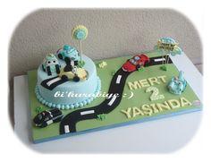 #arabalipasta #araba #pasta #cake #birthday #cars #birthdayboy #dogumgunu #parti