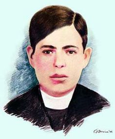 St. Atilano Cruz Alvarado, Roman Catholic Priest and Martyr in Mexico, soldiers executed him. Feastday May 21