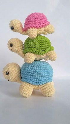 5 Ways to Create Amigurumi Eyes for Your Amigurumi Crochet - Life ideas Crochet Crafts, Crochet Toys, Crochet Lace, Crochet Projects, Crochet Turtle, Crochet Elephant, Crochet Patterns Amigurumi, Crochet Animals, Crochet For Kids