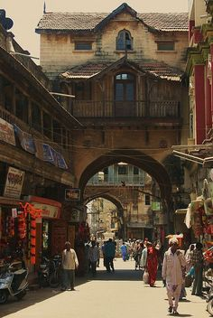Porbandar, Gujarat, India by johnny shaw