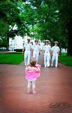 Taken at the US Naval Academy with midshipmen