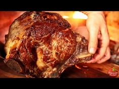 5 POUND STEAK! - ULTIMATE COOKING - YouTube
