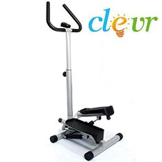 NEW Clevr Twister Stepper Step Machine Cardio Training Exercise Stair Climber - http://www.exercisejoy.com/new-clevr-twister-stepper-step-machine-cardio-training-exercise-stair-climber/cardio-training/