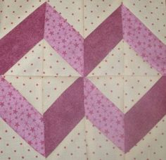 farmer's wife quilt block 74 ribbons | 74 Ribbons