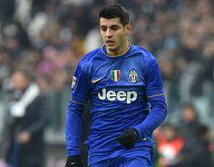 Awal Karir Morata Di Skuad Juventus - Penyerang Juventus, Alvaro Morata menceritakan kembali segelintir cerita pahitnya