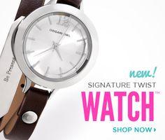 Origami Owl Signature Watch: https://charminglocketsbyaline.origamiowl.com/