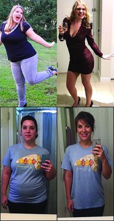 Chia für Gewichtsverlust Testimonials