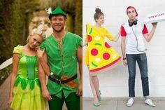 11 ideias de fantasia de casal para cair na folia do Carnaval